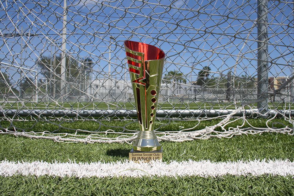Sunrise Soccer Club Runner Up 2017