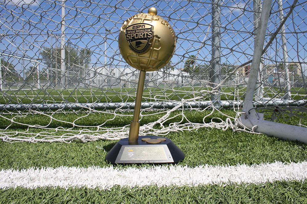 2016 U18 Soccer Showcase Qualifier Champions