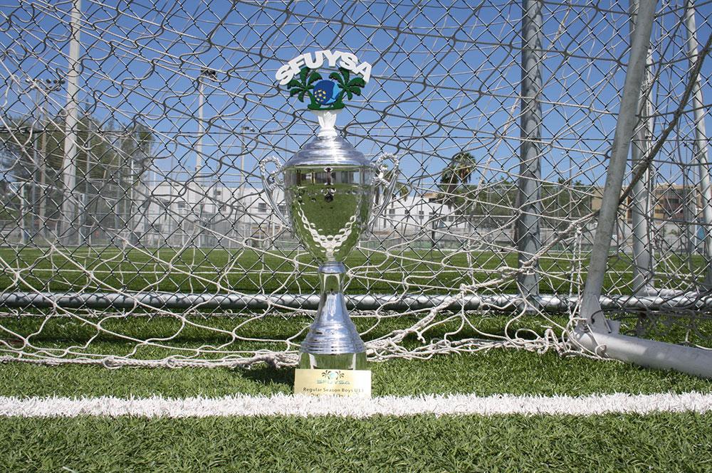 SFUYSA(South Florida Youth Soccer Association) U13 Division 3 Finalists