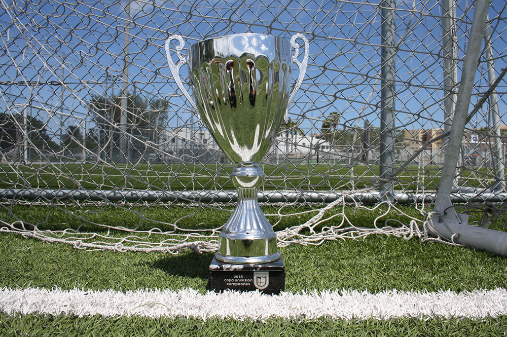 2015 Univision Cup Champions